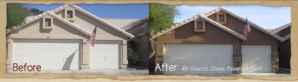 ASC | Traditional & Synthetic Stucco | Smooth or Sand Finish