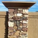 80/20 Mountain Ledge/Fieldstone, Yellow Rose