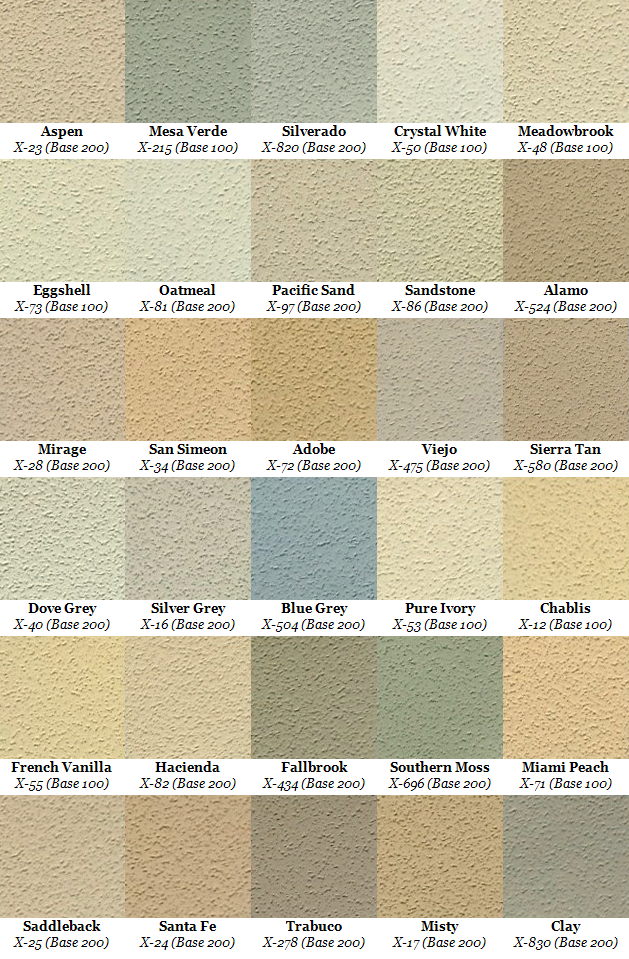 Asc Traditional Synthetic Stucco Smooth Or Sand Finish