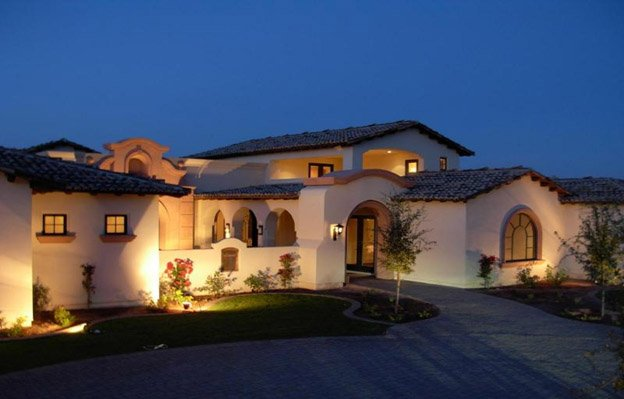 North Scottsdale Stucco home